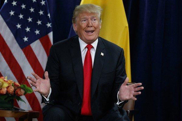 ادعای مضحک ترامپ: ایران به علت فشار تحریم ها، می خواهد به توافق هسته ای جدیدی برسد!
