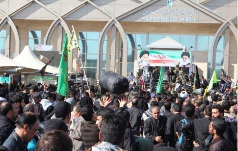 آخرین اخبار از وضعیت تردد زائران حسینی در مرز مهران، مدیرکل راهداری و حمل ونقل جاده ای استان ایلام: تمهیدات برای بازگشت فراهم است