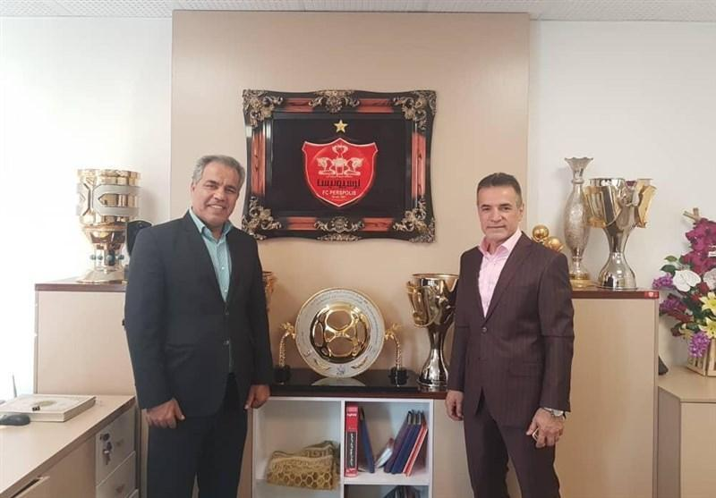 باشگاه پرسپولیس رسماً اعلام کرد؛ انصاری فرد جانشین عرب شد