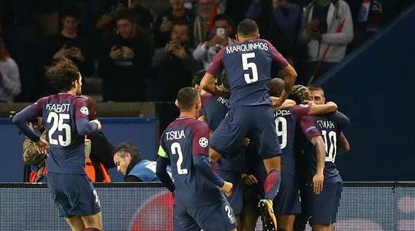 نیمار با گل بازگشت و PSG برد
