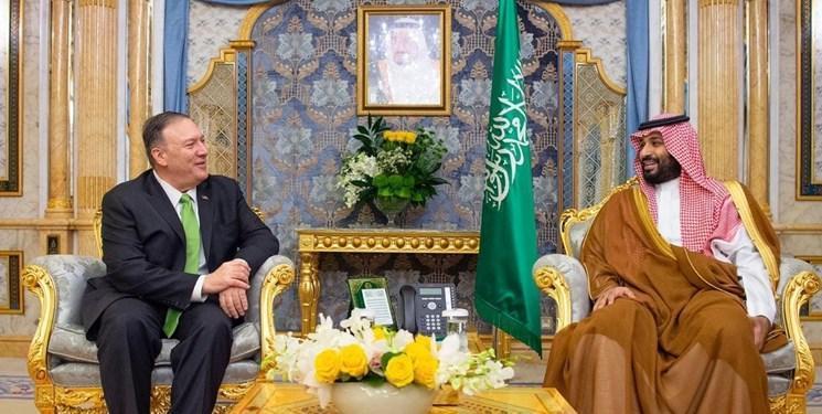 اولین سفر وزیر خارجه آمریکا به عربستان بعد از حمله به آرامکو