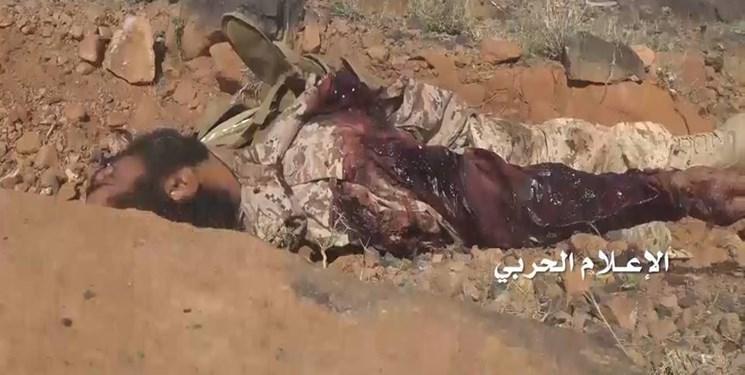 دهها نیروی ائتلاف سعودی در شمال غرب یمن کشته شدند