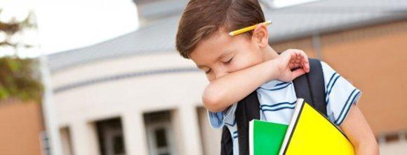آنچه باید به فرزندانتان آموزش دهید تا در مدرسه بیمار نشوند