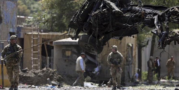 کشته شدن یک نظامی تروریست آمریکایی در انفجار کابل