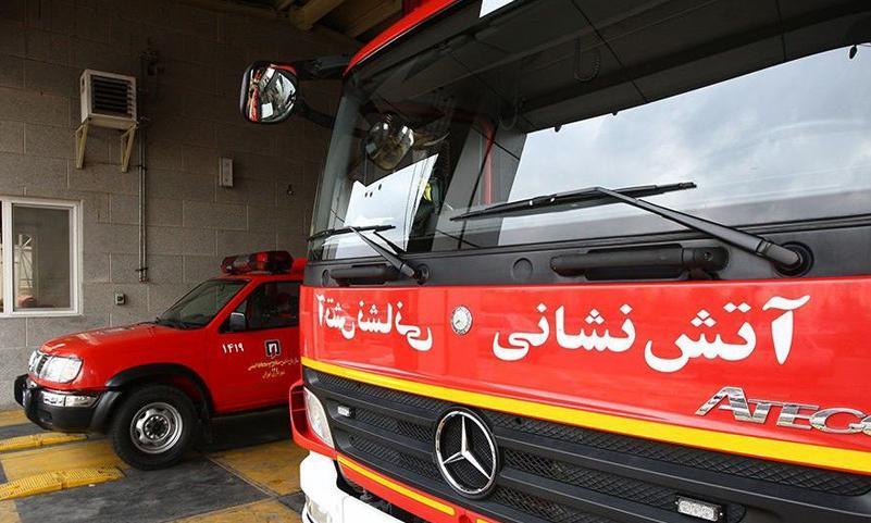 افتتاح دومین ایستگاه آتش نشانی در تربت جام