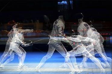 صعود شمشیربازان ایران به جدول 64 نفره مسابقات جایزه بزرگ آمریکا