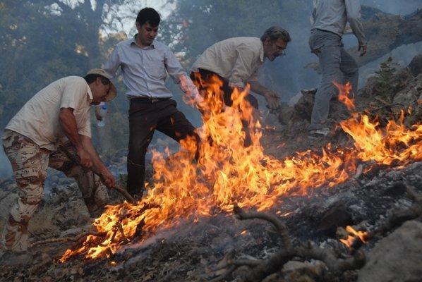 آتش سوزی در شرایط فعلی امر غریبی نیست ، لزوم ارائه آموزشهای تخصصی