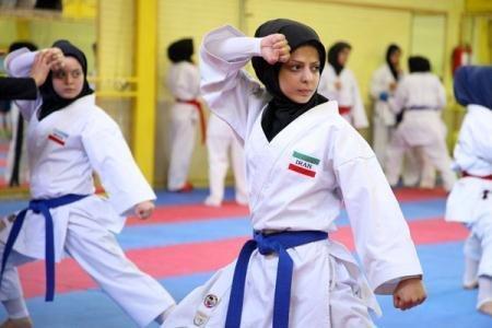 تیم بانوان ایران قهرمان مسابقات کاراته جام SKI آسیا شد