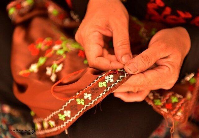 احیای هنرهای منسوخ شده سیستان و بلوچستان