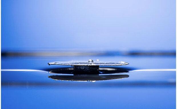 ابداع ساختار فلزی که در آب غرق نمی گردد