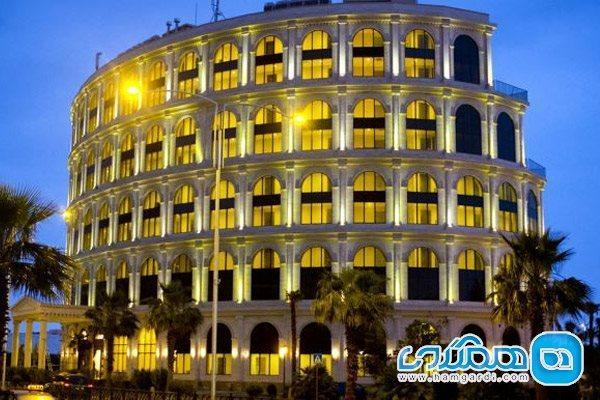 اقامتی آرام و راحت در معروف ترین هتل های 4 ستاره باتومی