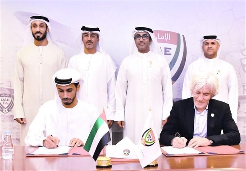 رئیس کمیته انتقالی فدراسیون فوتبال امارات: ایوانوویچ بهترین گزینه بود
