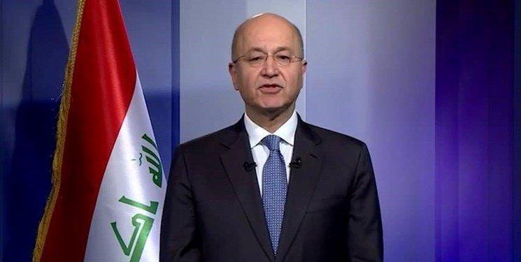 مجلس، امروز تکلیف برهم صالح را تعیین می کند