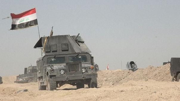 عملیات نهایی ارتش عراق برای کنترل بر شهرهای اطراف موصل و ورود به شهرستان استراتژیکحمدانیه
