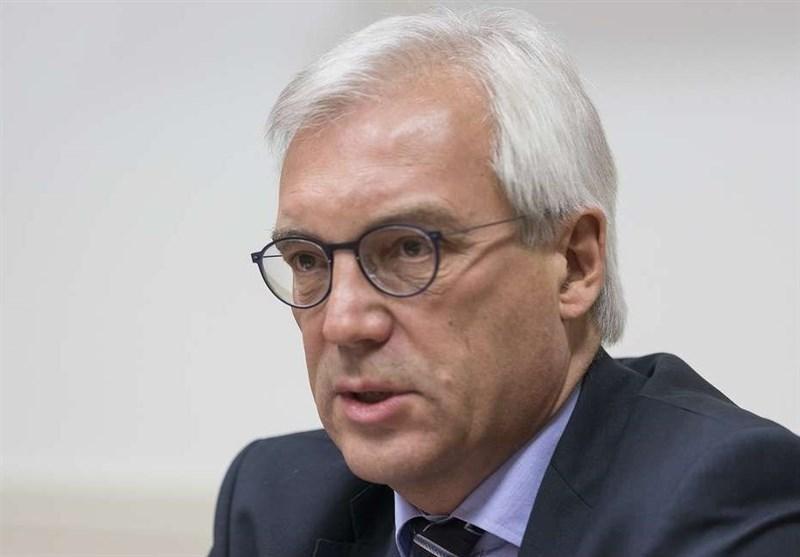 دیپلمات روس: ناتو به پیشنهادات روسیه برای کاهش تنش واکنش نشان نمی دهد