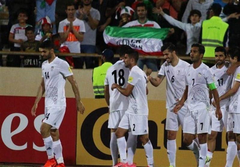 محمدخانی: ایران پتانسیل صعود از گروه خود در جام جهانى را دارد، توقعات از ما به عنوان تیم اول آسیا در روسیه بیشتر می گردد