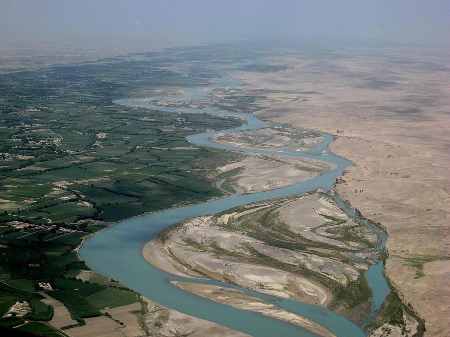 توافق ایران و افغانستان بر نقشه برداری از رودخانه هیرمند