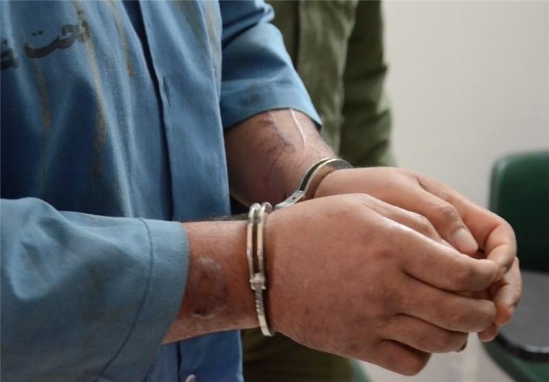 جیب برهای حرفه ای در ایستگاه مترو دستگیر شدند