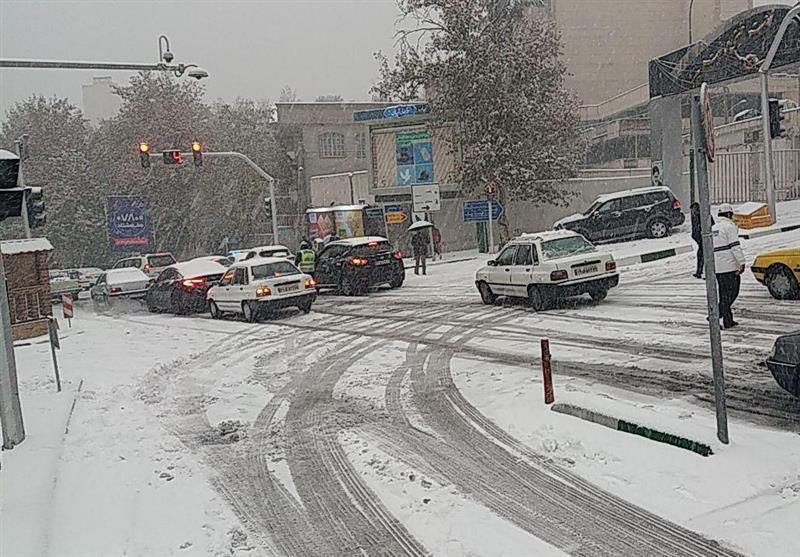 هوای تهران در 29 دی ماه؛ برفی و قابل قبول است