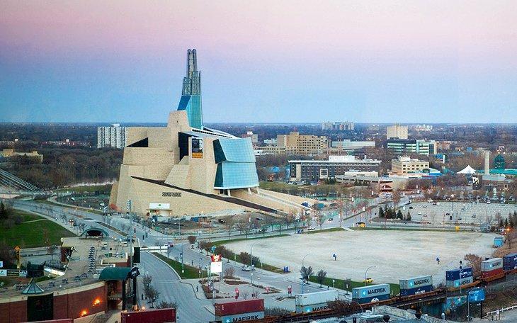 موزه کانادا برای حقوق بشر