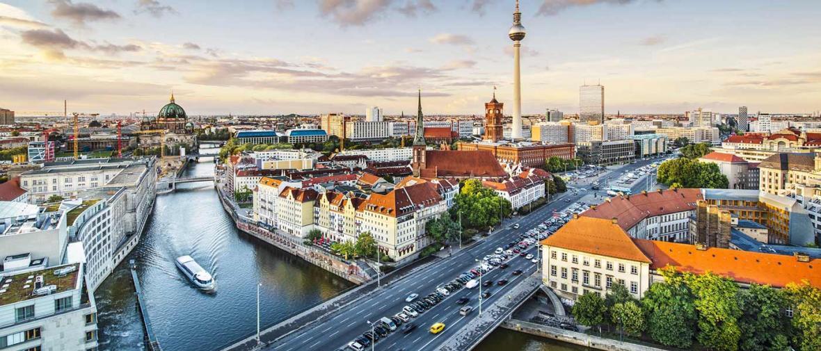 آخر هفته ای شگفت انگیز در برلین