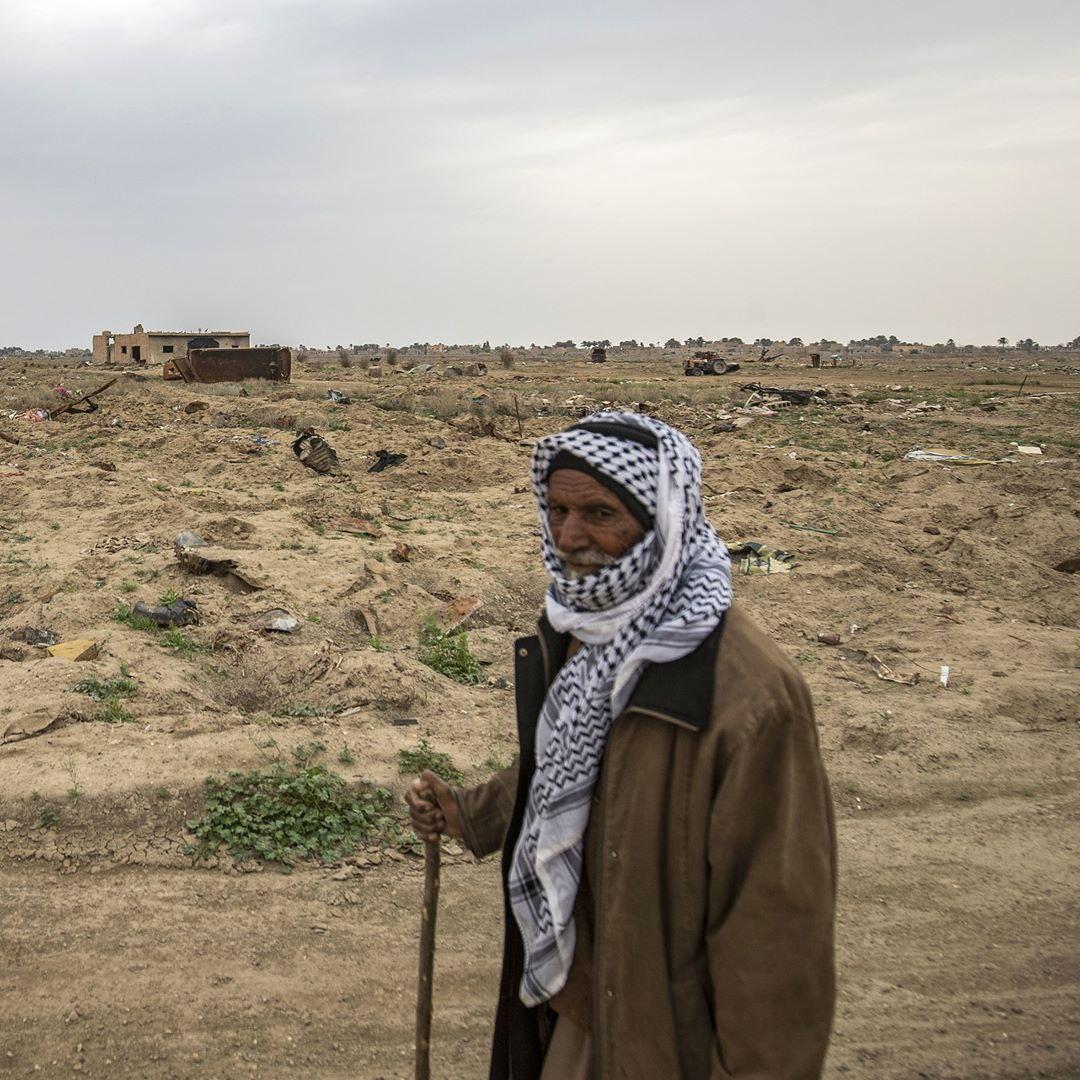باغوز سوریه بعد از داعش: خانه های خراب، بیکاری و بیماری سالک
