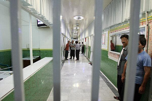 توزیع موادضدعفونی کننده در زندان های سمنان