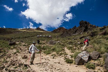 ممنوعیت حضور و اقامت در پناه گاه های کوهستانی کشور در پی شیوع کرونا