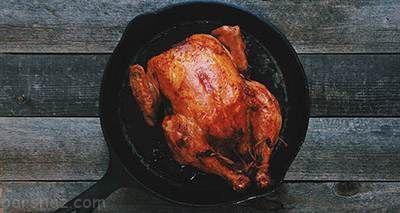 اشتباهات رایجی که در پختن مرغ مرتکب می شویم