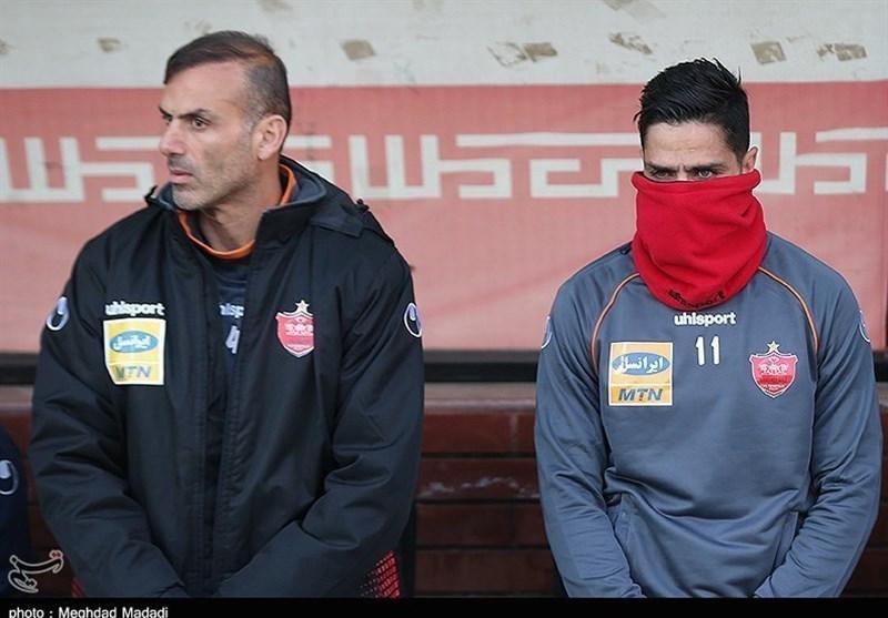 حسینی: همه تیم های دنیا بلاتکلیف هستند، امیدوارم تغییرات به سود پرسپولیس باشد