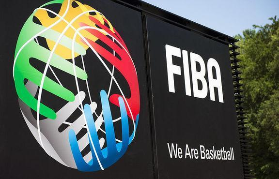 نامه فیبا برای پرداخت مطالبات بازیکنان بسکتبال