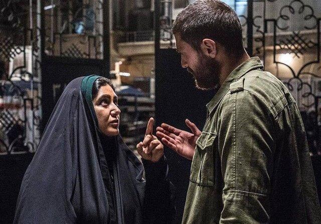 اکران آنلاین فیلمی با بازی باران کوثری از هفتم خرداد