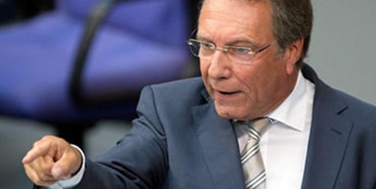 سیاستمدار آلمانی: برلین به تحریم های آمریکا علیه نورد استریم2 پاسخ می دهد