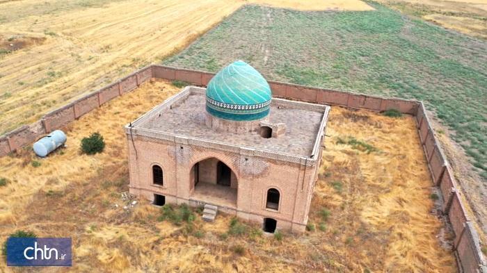 مقبره رئیس المجاهدین در آبیک بازسازی می گردد