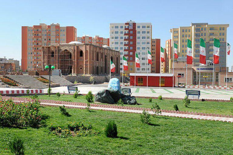 خبرنگاران تصفیه خانه فاضلاب در فاز 4 شهر جدید سهند احداث می گردد