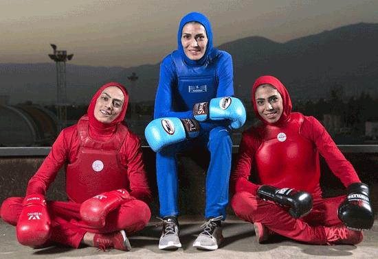 10 ورزشکار پرهوادار زن ایرانی در اینستاگرام