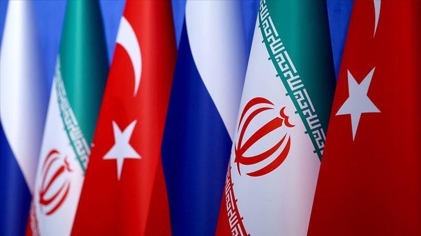 گفت وگوی ویدئوکنفرانسی تهران، مسکو و آنکارا