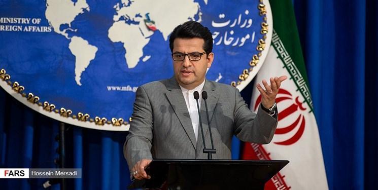 موسوی: نه از واگذاری جزایر ایرانی به چین خبری است و نه حضور نیروی نظامی