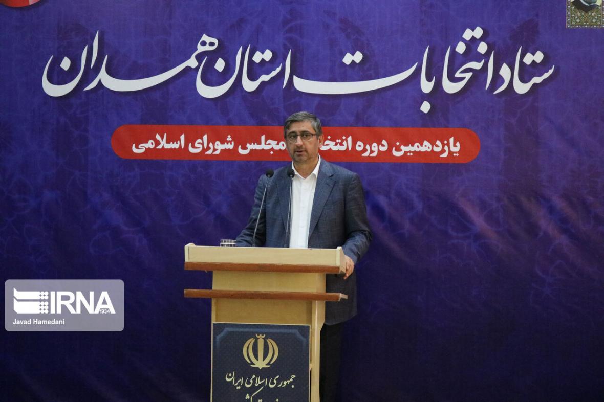خبرنگاران استاندار: سال آینده همدان میزبان سه انتخابات است