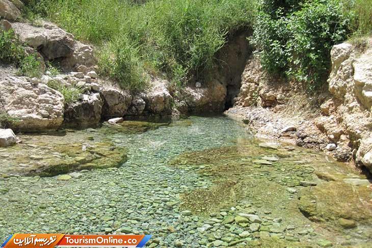 چشمه مهمانک، میراثی طبیعی در دل کوه های مانه و سملقان