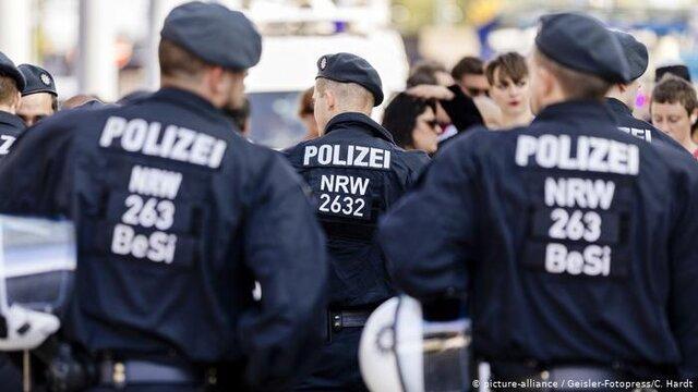 خشونت پلیس صدها معترض آلمانی را به خیابان ها کشاند