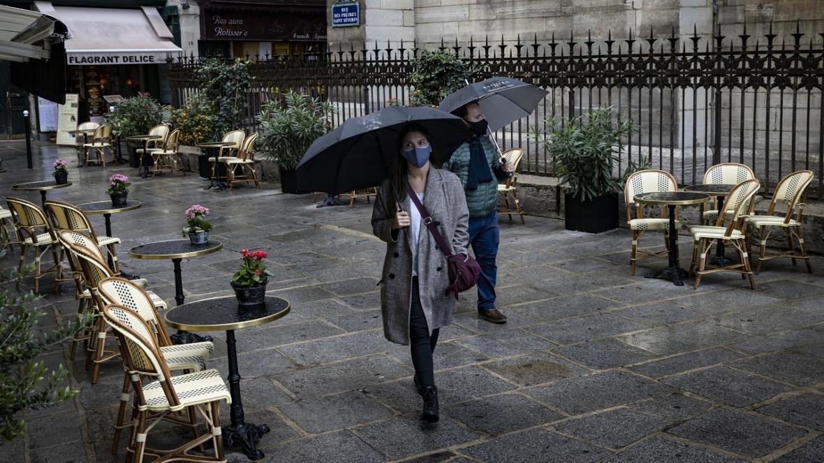 نرخ ابتلای روزانه به کرونا در فرانسه رکورد زد