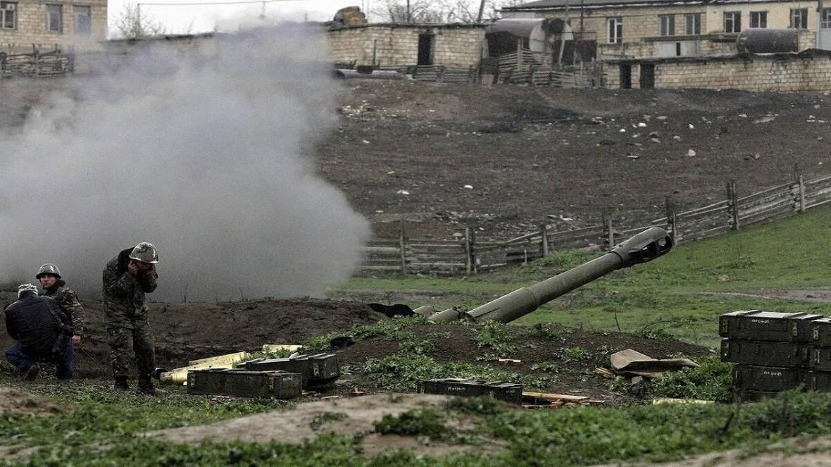 ادامه درگیری های ارمنستان و جمهوری آذربایجان