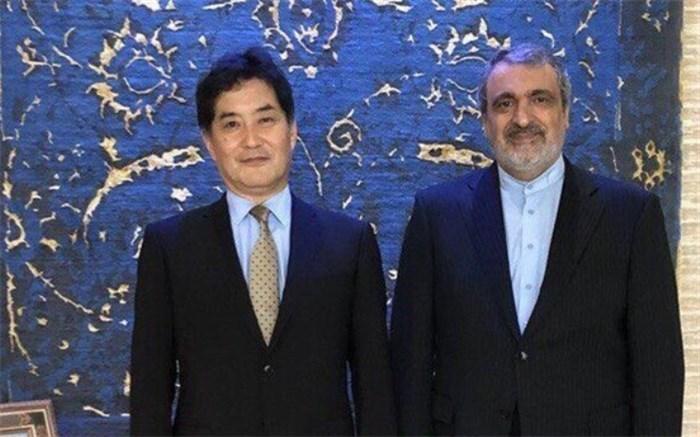 سفیر جدید ژاپن در تهران تعیین شد