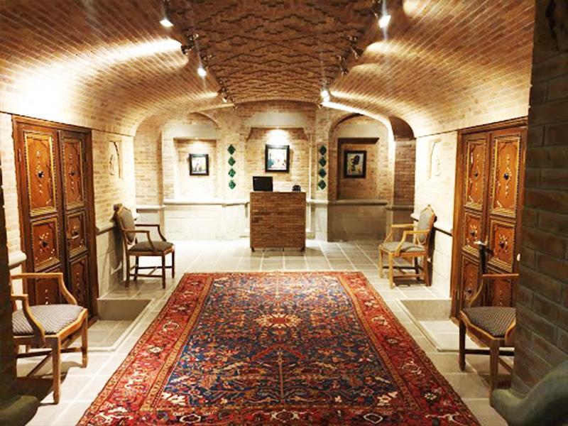 معرفی هتل بوتیک ارسی تبریز