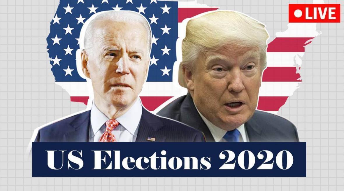 شمارش آرای انتخابات آمریکا - تا به امروز: ترامپ 213 - بایدن 238، ترامپ: بُرده ام ، می خواهند تقلب کنند ، بایدن: بچه ها پیروز هستیم