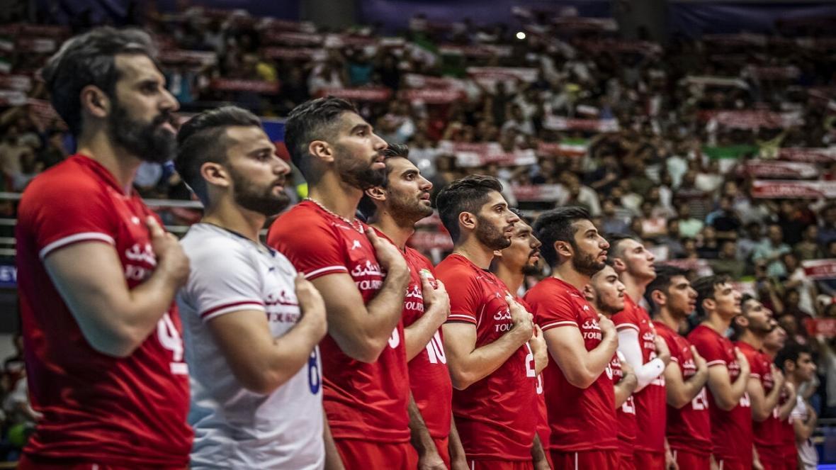 ماجراجویی تیم ملی والیبال ایران با آلکنو در لیگ ملت های 2021