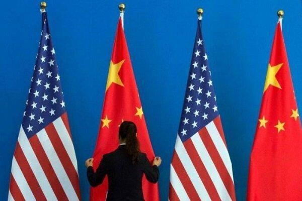 چین 4 مقام آمریکایی را تحریم می نماید