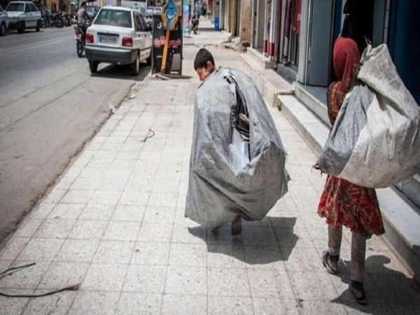 خبرنگاران 158 کودک کار در مشهد شناسایی شدهاند