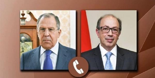 گفت وگوی تلفنی وزیران خارجه روسیه و ارمنستان درباره قره باغ